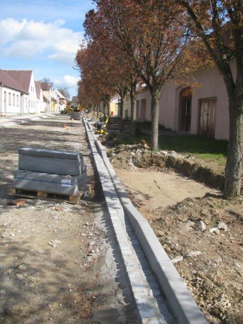 Rekonstrukce Riegerovy ulice